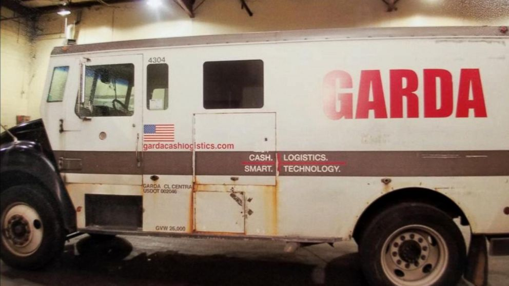 Missing armored-car driver allegedly took \'large amount\' of ...