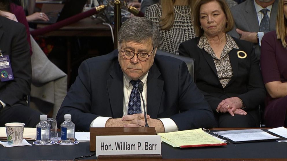 'Start Here': Barr pledges support for Mueller, terrorism in Nairobi, a Volkswagon-Ford deal. What you need to know to start your day.