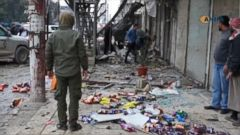 VIDEO: World News 01/16/19: 4 Americans Killed, 3 Troops Injured In Syrian Terror Attack