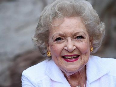 WATCH: 'Golden Girl' and everyone's friend Betty White turns 97