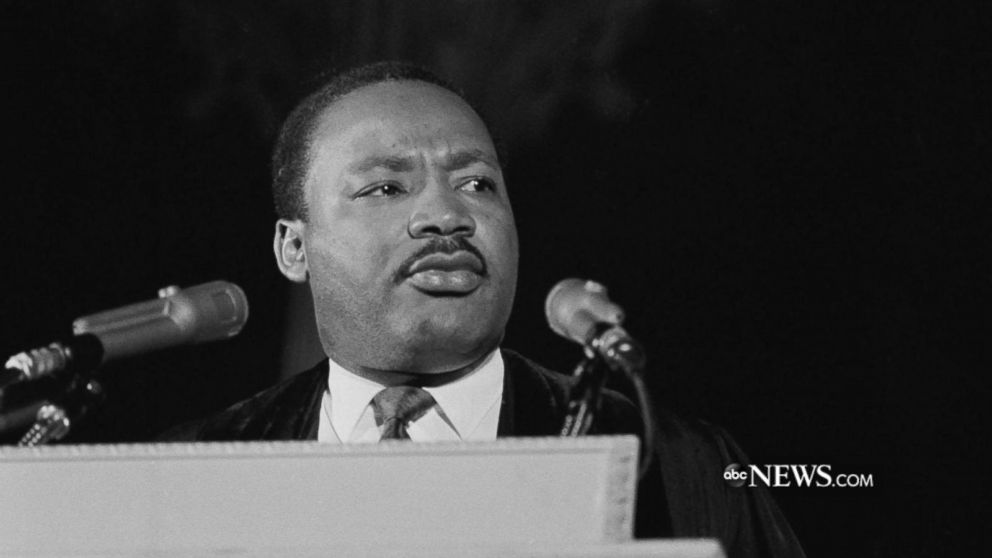 Remembering Dr King >> Remembering And Honoring Dr Martin Luther King Jr Video Abc News