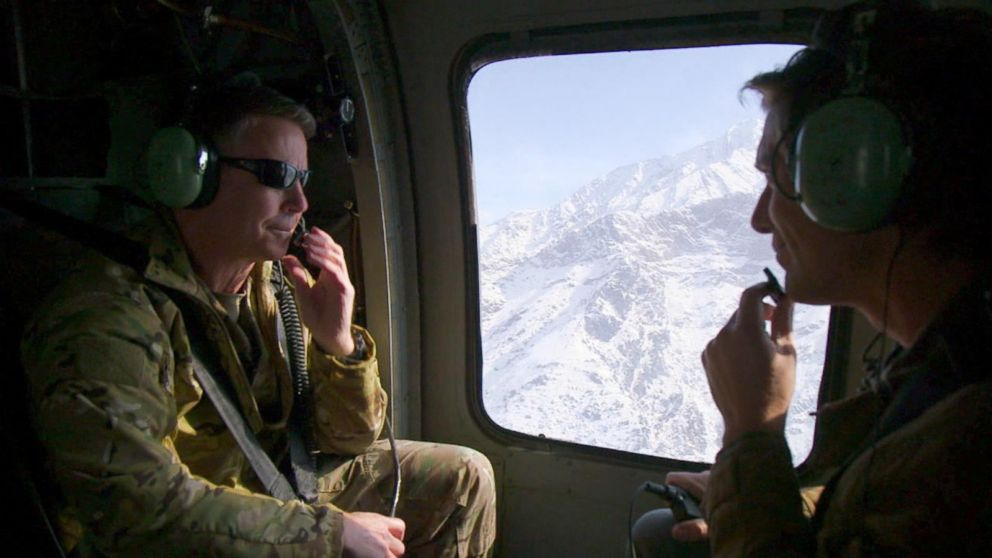 General Speaks Out On Afghanistan War >> Top Us Commander Political Talks With Taliban Absolutely Key Part