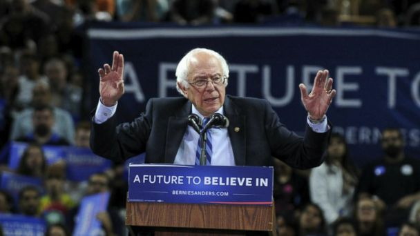 Bernie Sanders Joins The 2020 Presidential Race