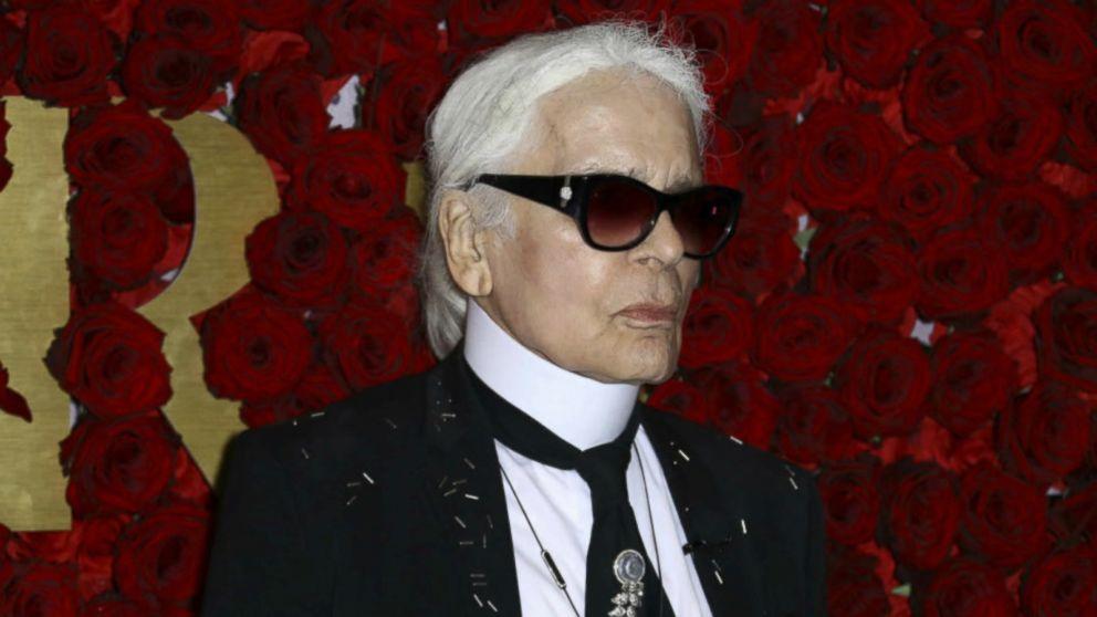 World Renowned Fashion Designer Karl Lagerfeld Dies In Paris Video Abc News