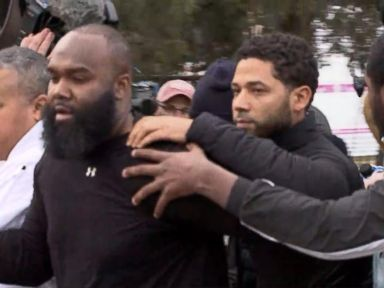 WATCH:  Jussie Smollett staged attack because he was 'dissatisfied with his salary': Police | ABC News