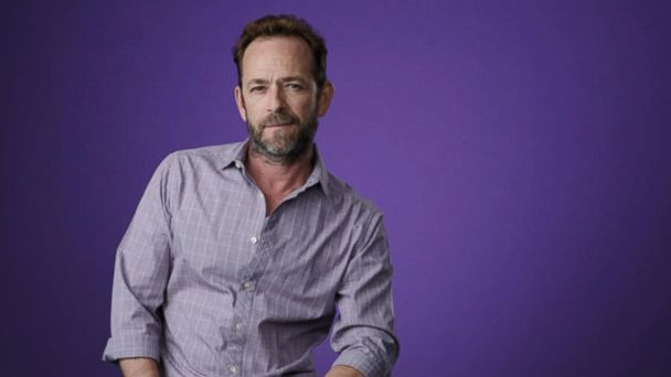 Luke Perry dies from massive stroke at 52