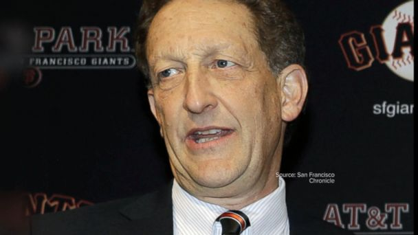San Francisco Giants CEO taking leave of absence