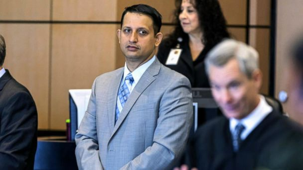 Police officer found guilty in fatal 2015 shooting of black musician
