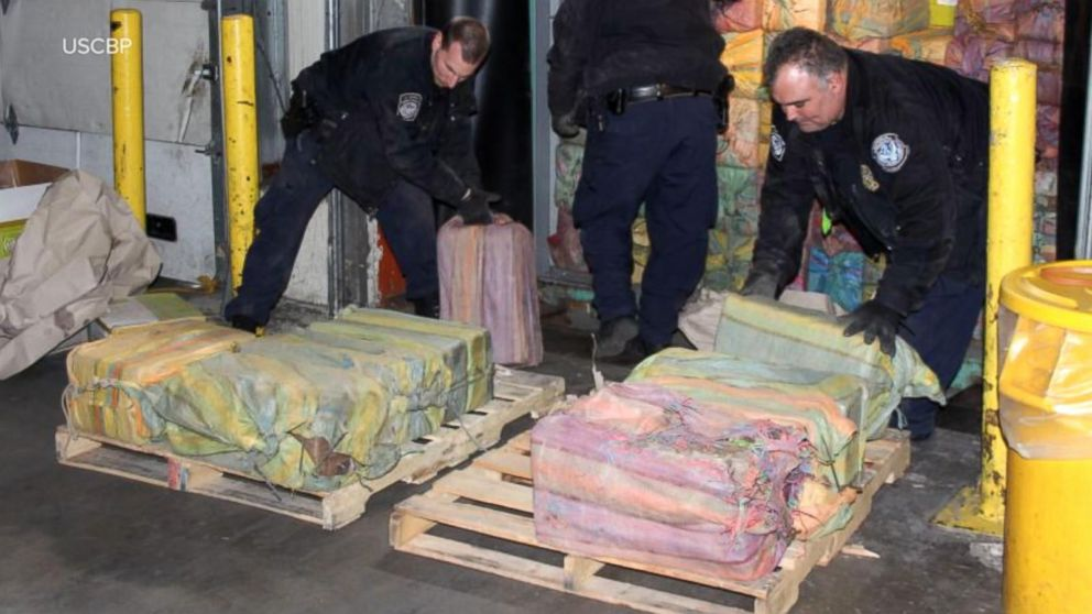Largest cocaine seizure in New York in a quarter century - ABC News