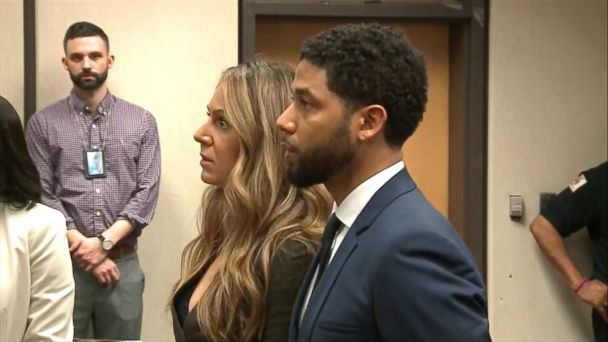 'Empire' actor Jussie Smollett pleads not guilty to 16 felony charges