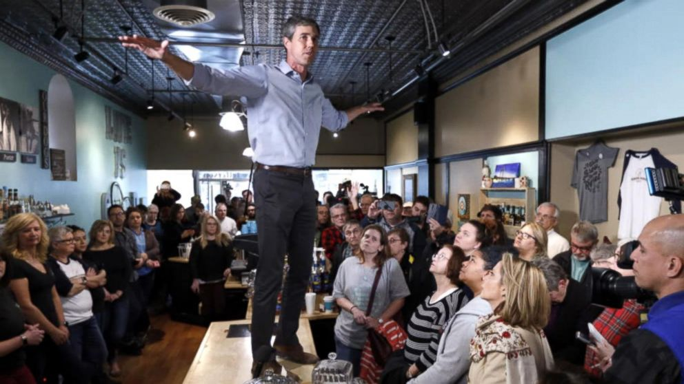 Beto O'Rourke faces criticism for saying he was 'born to run' for president