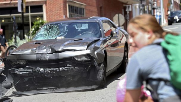 Man pleads guilty to federal hate crimes in fatal Charlottesville incident