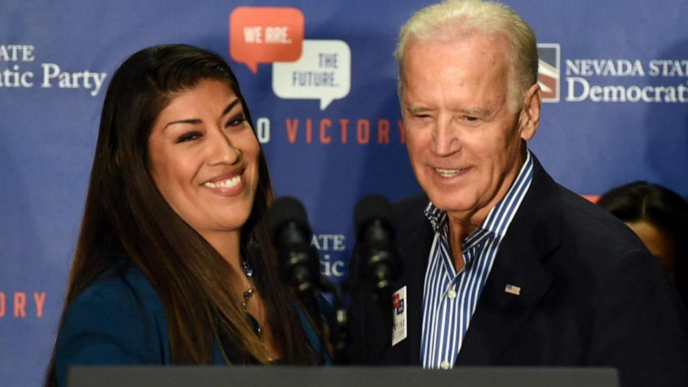 Joe Biden S Staff Pushes Back Against False Interpretation Of Photos Abc News With their father's constant care and attention. joe biden s staff pushes back against