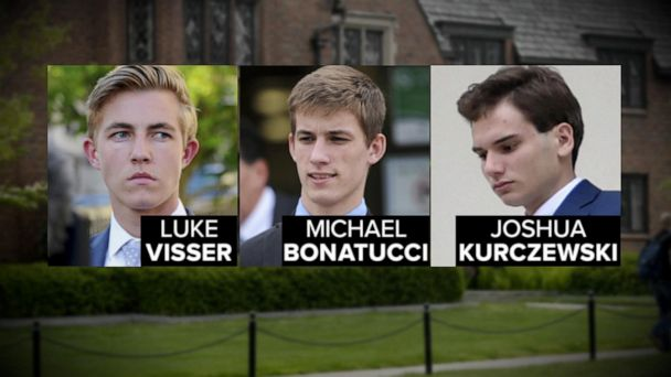 3 former Penn State University fraternity brothers sentenced in hazing death