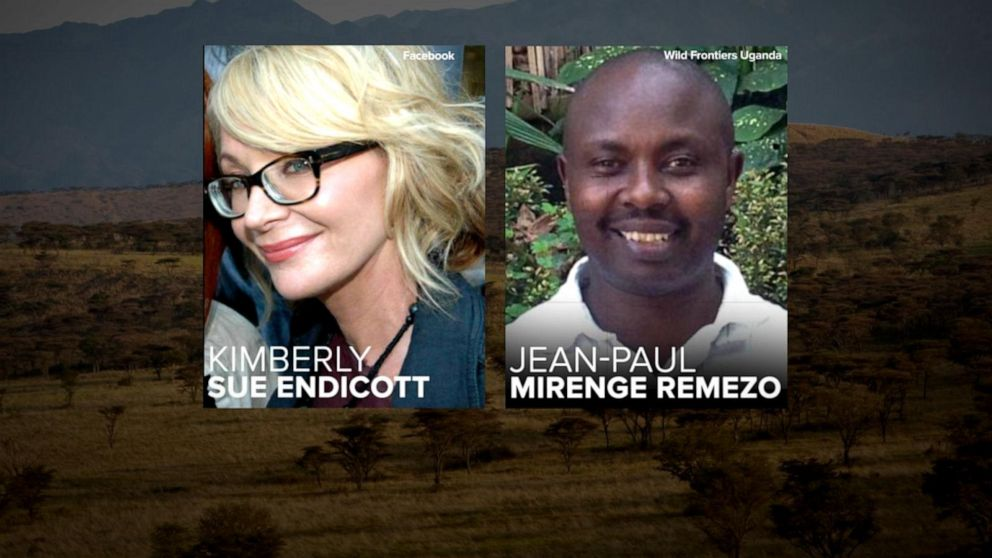 Search expands for American tourist kidnapped in Uganda's