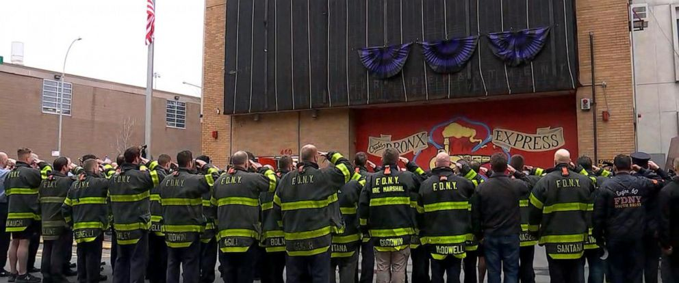 VIDEO: A veteran New York City firefighter are among 3 Marines killed in Afghanistan