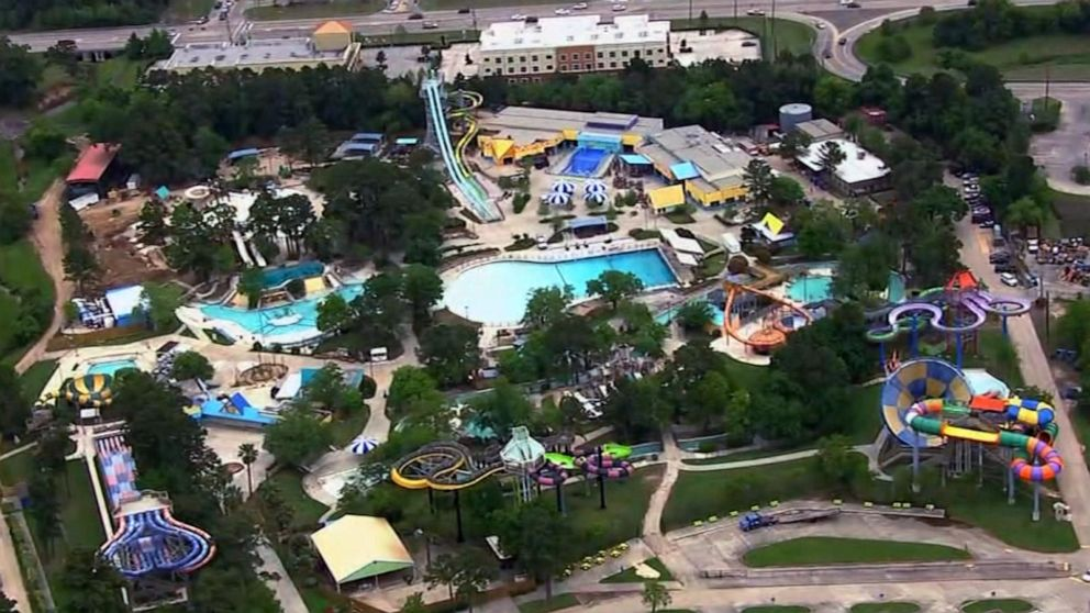 Deadly water park accident