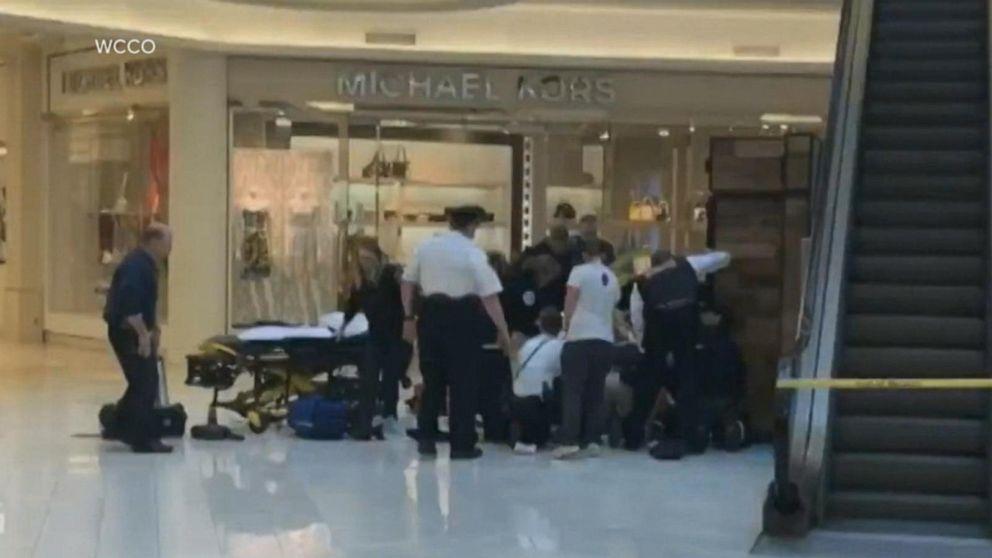 5 Year Old Boy Thrown Over A 3rd Floor Balcony Video Abc