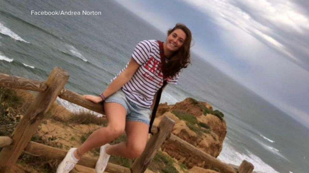 College student on class trip falls 100 feet to her death during Arkansas hike
