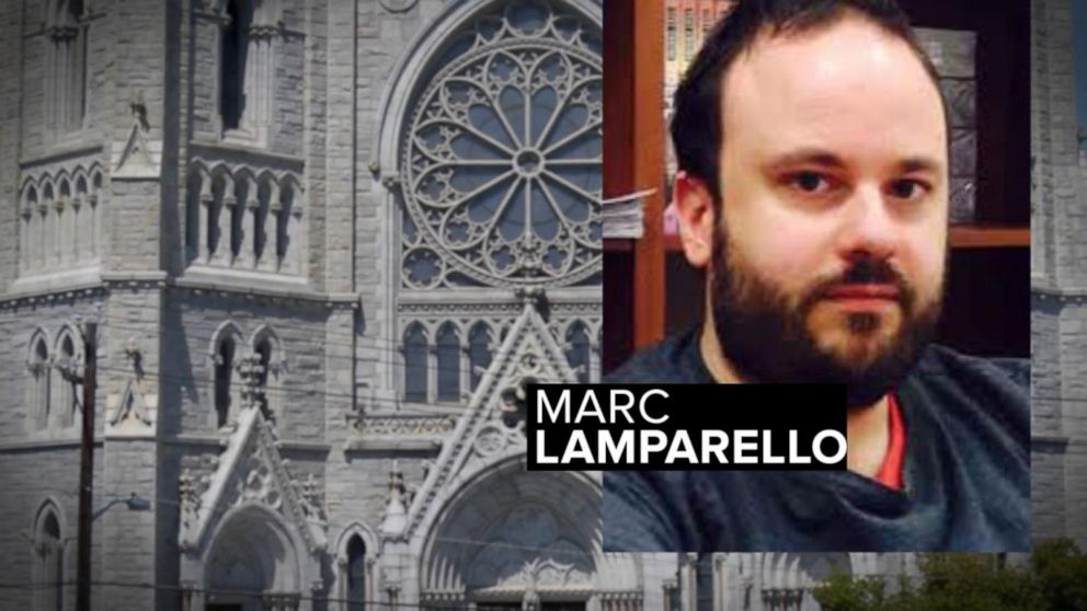 Man arrested at St. Patrick's Cathedral in NYC
