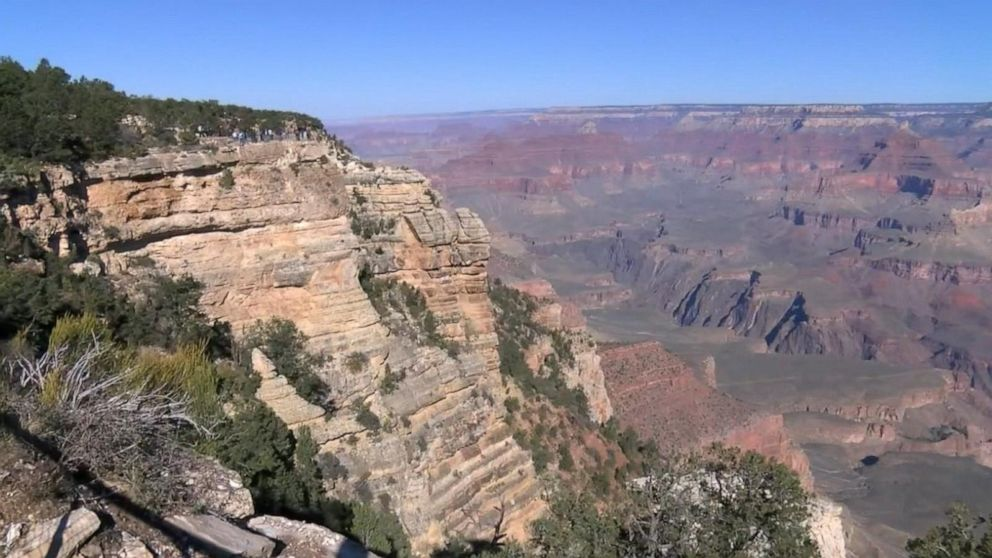 Amid spate of deadly falls at Grand Canyon, officials say over-the-edge fatalities are rare