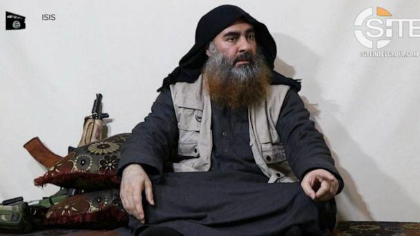 ISIS releases video purporting to show terror fugitive Abu Bakr al-Baghdadi