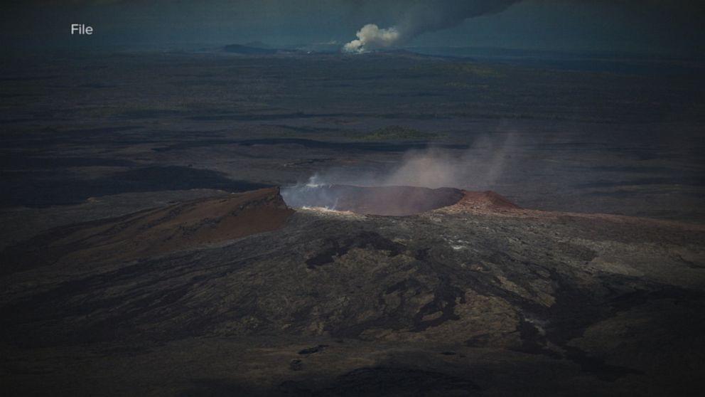 Man badly injured after falling about 70 feet into Kilauea caldera