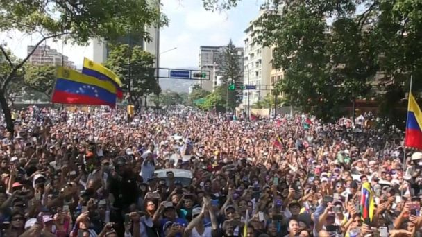 The opposition in Venezuela is calling for demonstrators to strike once again