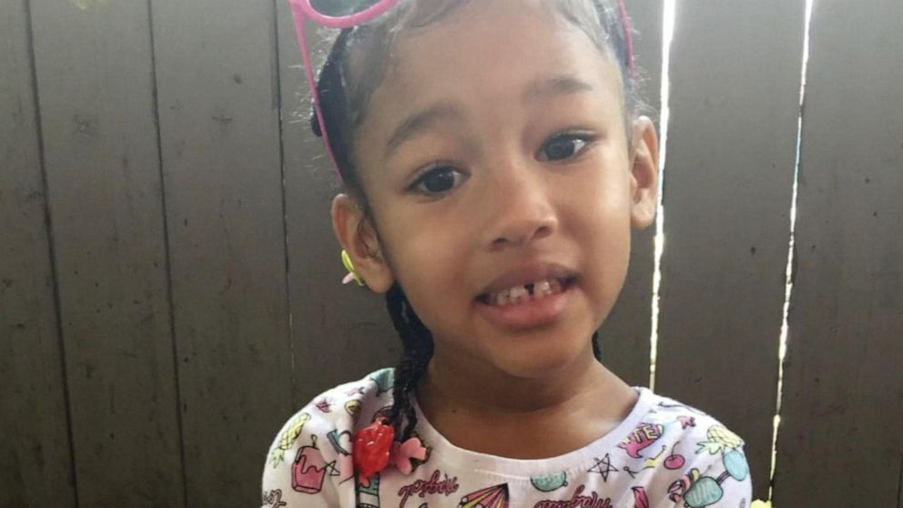 A search is underway for a missing 4-year-old in Houston, Texas