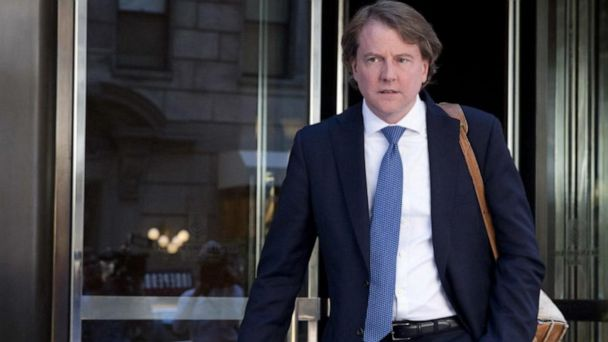 The Trump administration twice asked Don McGahn to reject Mueller report findings