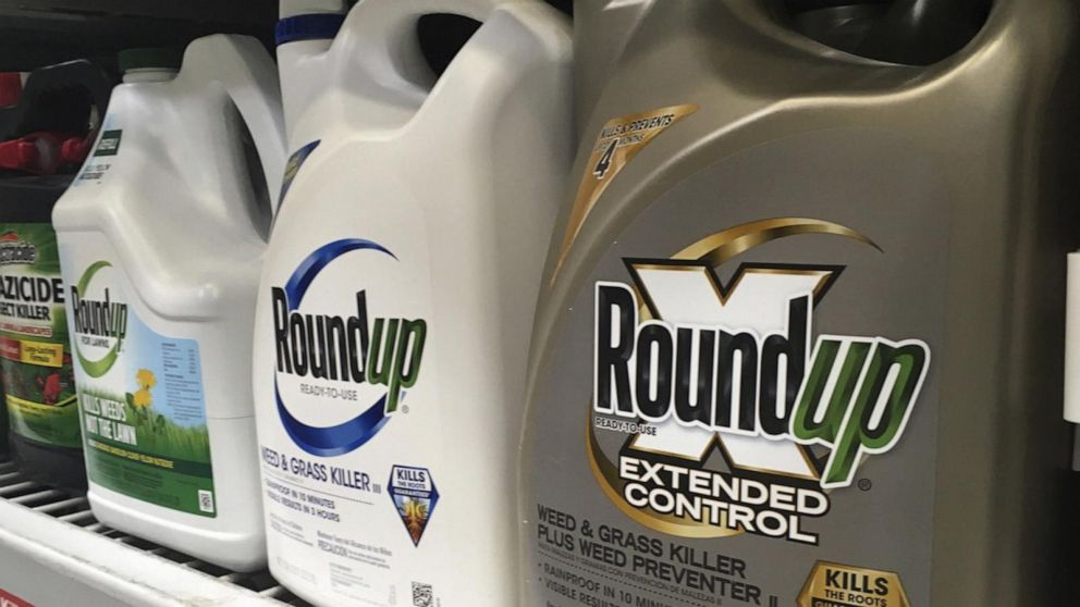 Third US jury finds Roundup weed killer caused cancer, awarding couple $2 billion