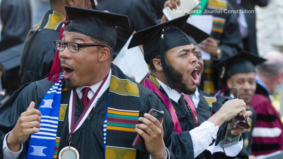 Surprise! Billionaire pledges to pay off Morehouse graduates' loan debt