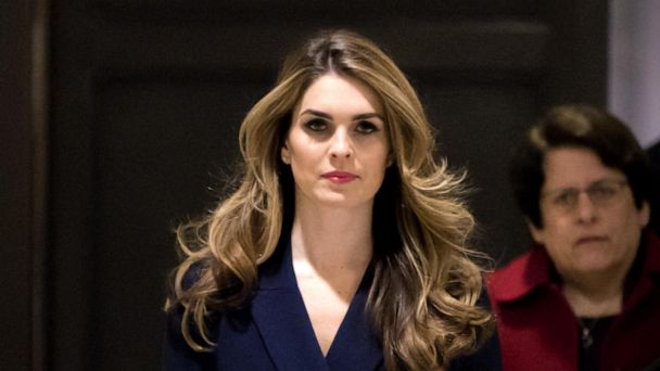 House Democrats issue subpoena for former Trump aide Hope Hicks