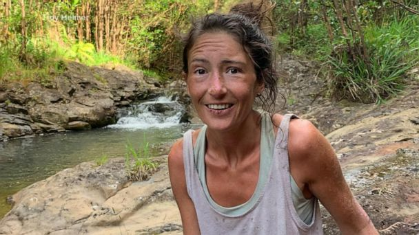 Missing yoga instructor survived on berries, insects for 17 days before rescue