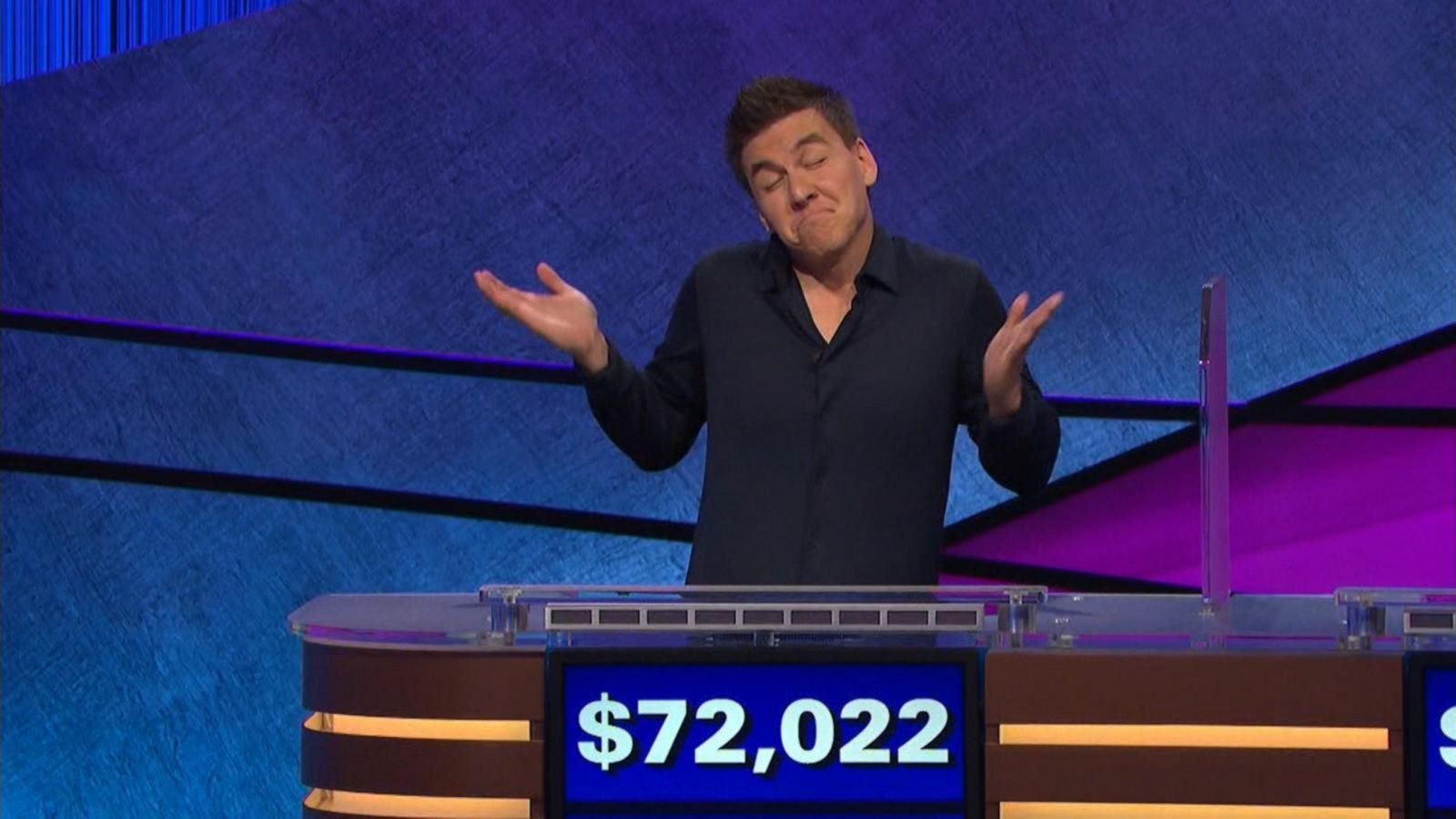 'Jeopardy James' less than $300,000 from Ken Jennings' record