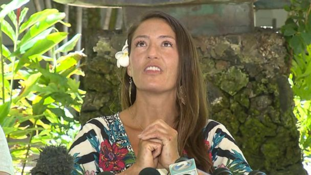 Hiker who got lost in Hawaii terrain for 17 days says she meditated