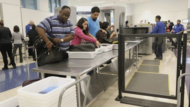 TSA collected more than $960,000 in loose change left in checkpoint bins