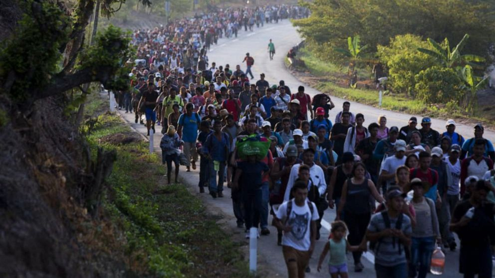Detention facilities for illegal immigrants are at
