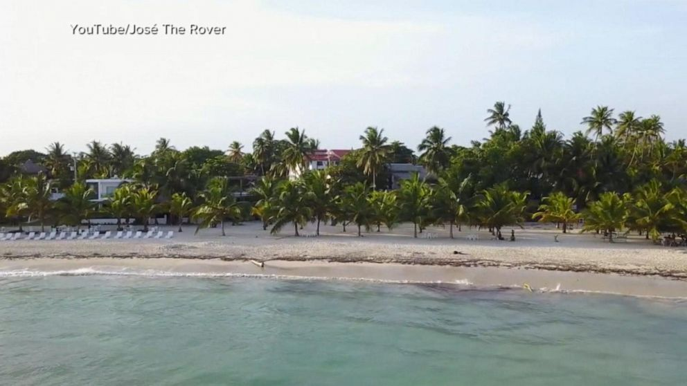 Couple says they fell ill at Dominican Republic resort where 3