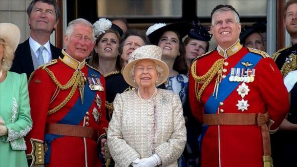 Queen Elizabeth II celebrates her 93rd birthday