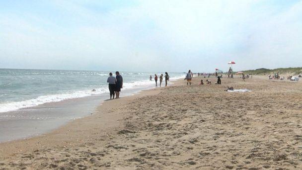 Surfer, 19, reportedly bitten by shark off North Carolina coast