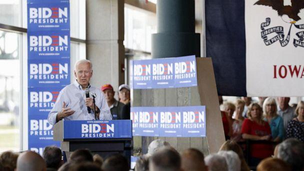 Joe Biden calls Trump 'an existential threat to America'