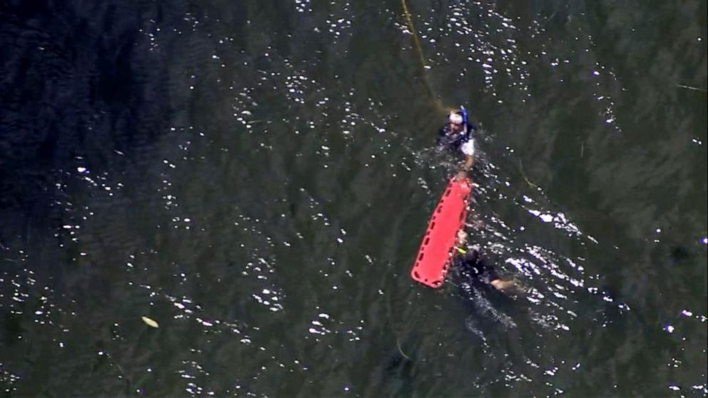 Bodies of pilot, passenger recovered after deadly plane crash in Florida