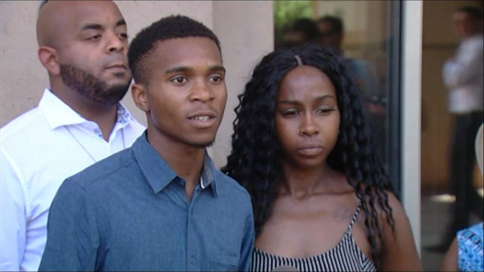 Phoenix couple in viral-video arrest reject police chief's apology