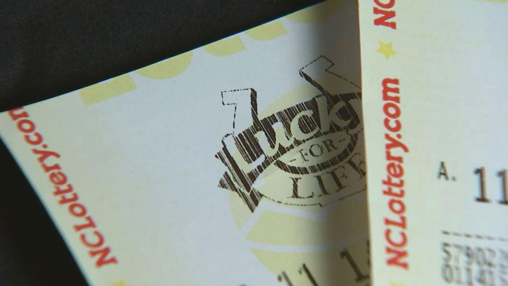 Charlotte couple's court dispute over half a million lottery ticket