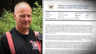 NTSB investigates small plane crash that killed 3 in Pennsylvania