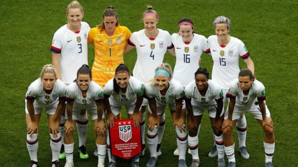 World Cup frenzy on the eve of US Women's semifinal match