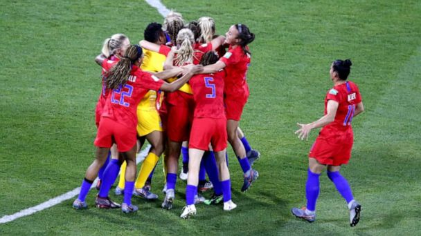 US to meet the Netherlands in women's World Cup final