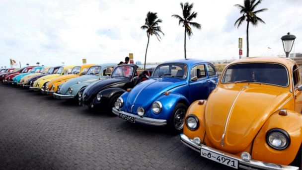 The last Volkswagen Beetles will roll off the assembly line in Mexico