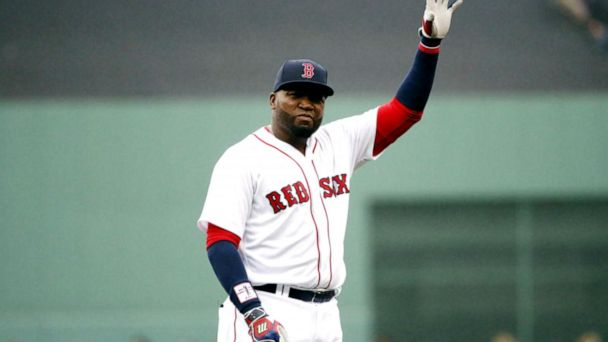 The latest on the former Red Sox slugger David Ortiz